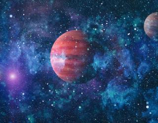 Фотообои Марс 21409