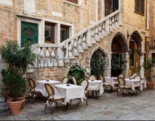 Фотообои Столики, кафе 265885820