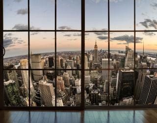 Фотообои Высотки Нью Йорка 14084