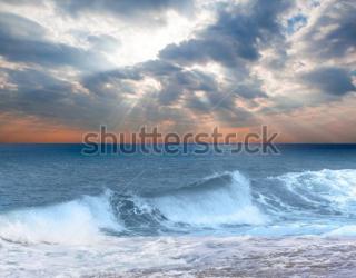 Фотообои Море, волны 456363607