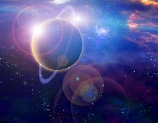 Фотообои Планета и космос 29523