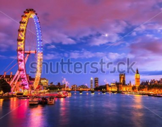 Фотообои Лондон 366175394