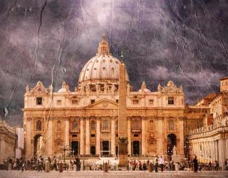 Фотообои Ватикан 7110