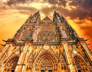 Фотообои Прага 0212