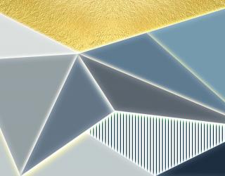 Фотообои Текстурная геометрия 22945