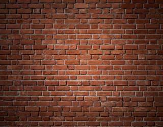 Фотообои Стена из красного кирпича 20920