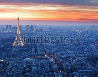 Фотообои Париж 150496139