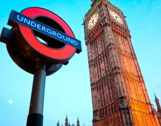Фотообои Биг-Бен в Лондоне 6812