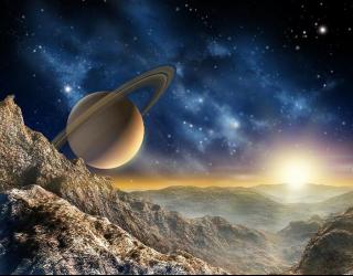 Фотообои Космос а144