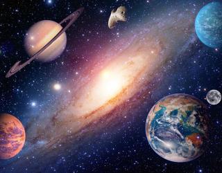 Фотообои галактика 20975