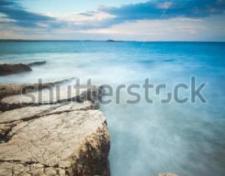 Фотообои Скалы, море 456095800