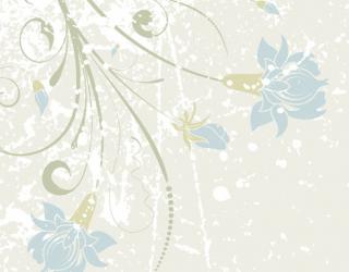 Фотообои Векторные цветы 12520