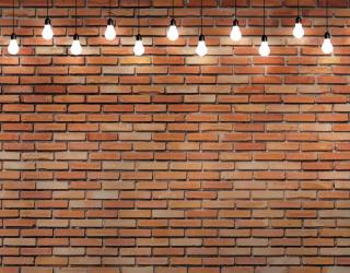 Фотообои Кирпичная лофт стена 20250