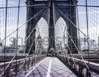 Фотообои Мост 125614151