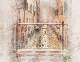 Фотообои Венеция винтажная 22088