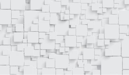 Фотообои Стена из обьемных прямоугольников