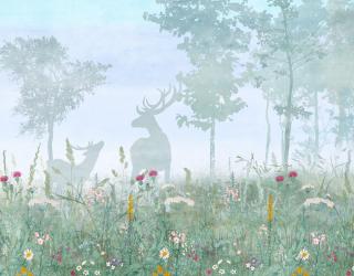 Фотообои Сказочный лес 22124