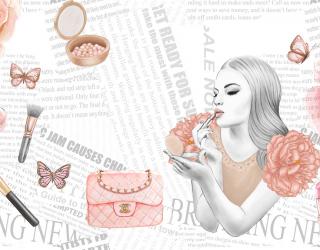 Фотообои Для салона красоты 24037